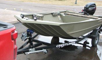 1660 Crestliner Retriever Tiller-Demo full
