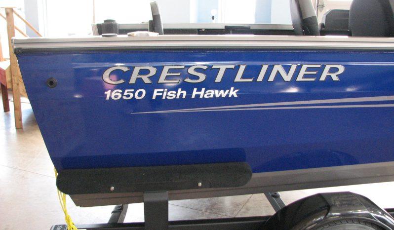 '21 1650 FISH HAWK DC full