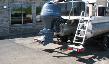 JUST IN-20′ Sweetwater TT with 115 Yamaha and Trailer full