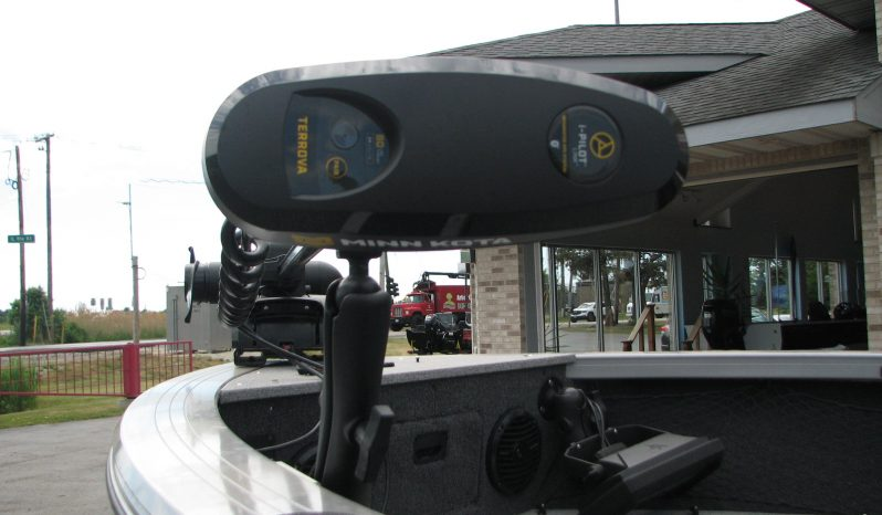 Just In-2020- 1750 Super Hawk w/150 Mercury Pro XS Fish Ready full